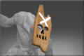 Wooden Fetish Mask