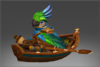 Lt. Squawkins Rowboat Upgrade