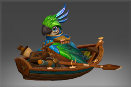 Cosmetic icon Lt. Squawkins Rowboat Upgrade.png