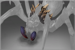 Cosmetic icon Mandibles of the Silken Queen.png