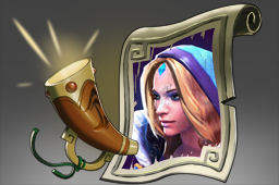 Cosmetic icon Crystal Maiden Announcer Pack.png
