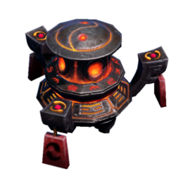 Frosthaven Earthshaker Aftershock Totem model.png