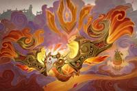 Загрузочный экран: Blaze of Oblivion