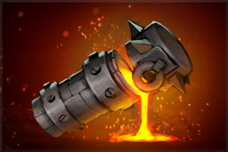 Cosmetic icon Treasure of Molten Steel.png