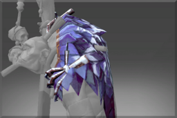 Cosmetic icon Cloak of the Stormcrow.png