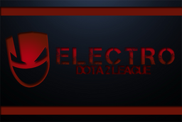 Cosmetic icon Electro Dota 2 League - Season 2.png