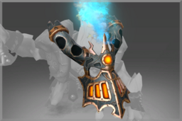 Cosmetic icon Mask of the Ironbarde Charger.png