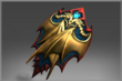 The Gilded Maw Shield