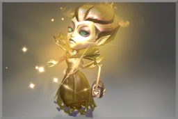 Cosmetic icon Golden Krobeling.png