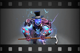 Cosmetic icon Taunt Got That Spark, Warden!.png