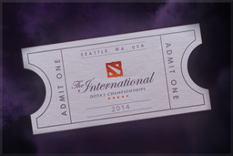 Cosmetic icon The International 2014 Ticket.png