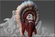 Visage of the Arctic Owlbear Clan