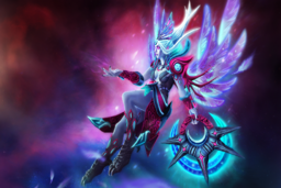 Cosmetic icon Blessing of the Crested Umbra Loading Screen.png