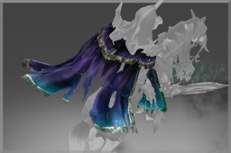 Cosmetic icon Cape of Enveloping Despair.png