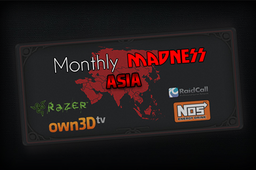Cosmetic icon It's Gosu Monthly Madness Asia (Ticket).png
