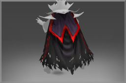 Cosmetic icon Cape of the Blackguard Magus.png