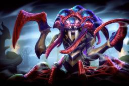 Cosmetic icon Cursed Zealot Loading Screen.png
