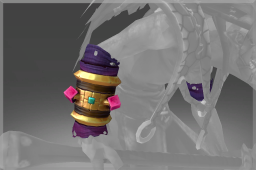 Cosmetic icon Divinations of the Nothl Haze Bracers.png