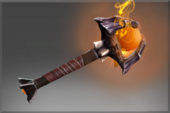 Infernal Wings Mace