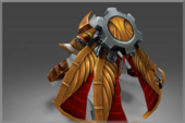 The Brass Flyer Armor