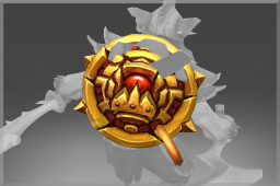 Cosmetic icon Buckler of the Hunter's Glory.png