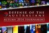 Defense of the Australians Season 3 Ticket