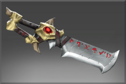 Cosmetic icon Regalia of the Bonelord Sword.png