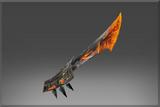 Blade of Burning Turmoil