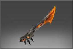 Cosmetic icon Blade of Burning Turmoil.png