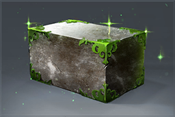 Cosmetic icon Effigy Block of The Fall 2016 Battle Pass Level III.png