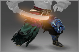 Cosmetic icon Lineage of the Stormlords - Legs.png
