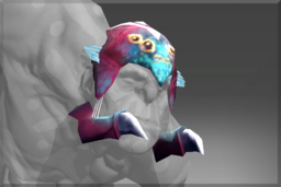 Cosmetic icon Spider Helm of Purple Nightmare.png