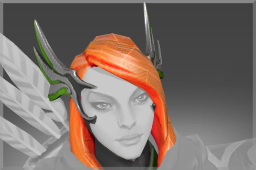 Cosmetic icon Tiara of Falconside Armor.png