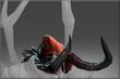 Raven's Flame Head