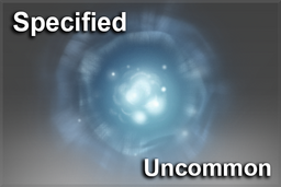 Cosmetic icon Specified Uncommon Item.png