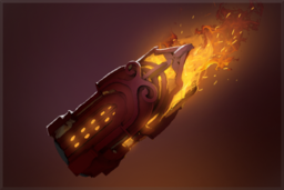 Cosmetic icon Treasure of the Forged Fury.png
