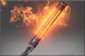 Cinder Sensei Off-Hand Weapon