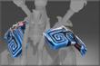 Pauldrons of the Thunder Ram