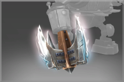 Cosmetic icon Clearcut Cavalier Weapon.png
