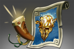 Cosmetic icon Trine Announcer Pack.png