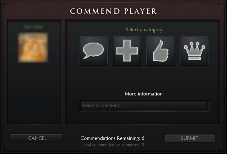 Dota 2 matchmaking party leader