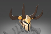 Helm of the Unbroken Stallion