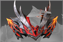 Cosmetic icon Pauldrons of the Burning Nightmare.png