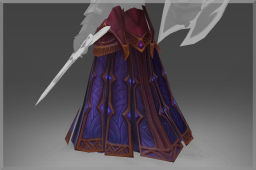 Cosmetic icon Robe of the Silent Edict.png