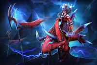 Tela de Carregamento: Guerreiro das Terras Tempestuosas