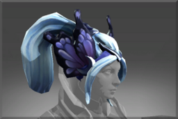 Cosmetic icon Headress of the Crescent Moon.png