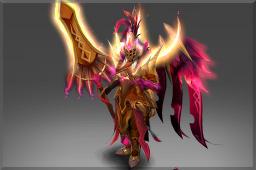 Cosmetic icon Radiant Conqueror.png