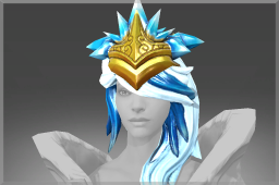 Cosmetic icon Crown of the Blueheart Sovereign.png