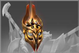Cosmetic icon Helm of the Daemonfell Flame.png