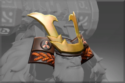 Cosmetic icon Helmet of the Samurai Soul.png